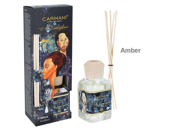 Dyfuzor zapach - A. Modigliani, Amber (CARMANI)