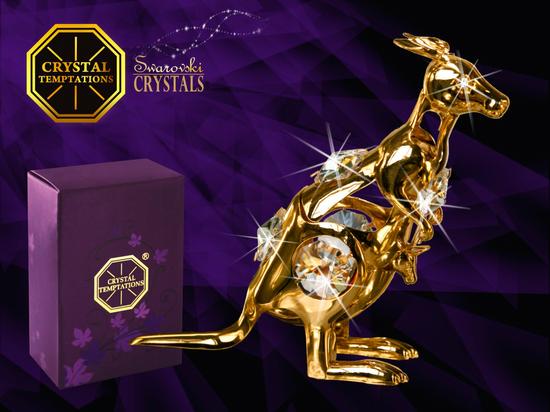 Kangur - products with Swarovski Crystals