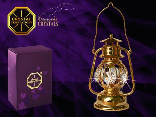 Lampa naftowa- products with Swarovski Crystals