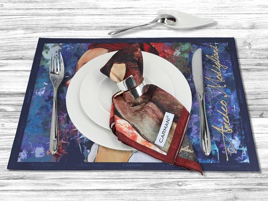 Podkładka na stół - A. Modigliani, Lunia Czechowska (CARMANI)