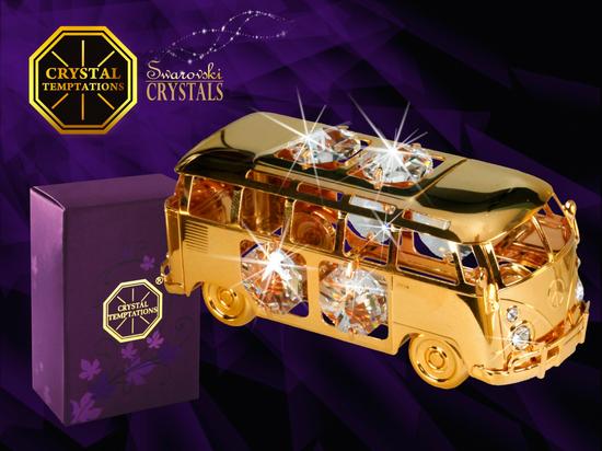 Autobus - products with Swarovski Crystals