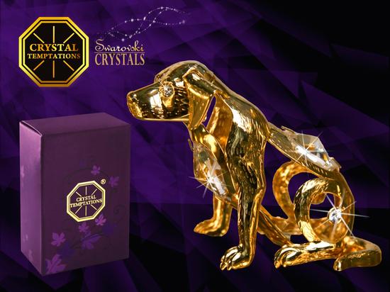 Piesek - products with Swarovski Crystals