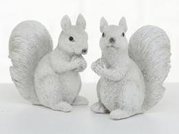 Figurka polyresing - Wiewiórka Elvin (mix 2 wzorów)