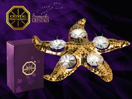 Rozgwiazda - products with Swarovski Crystals